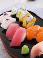 Tonight's cooking menu-Nigiri