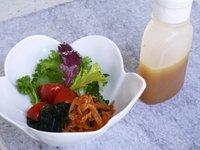 Salad dressing from Sushi vinegar