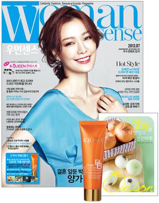 韓国女性誌_付録_Woman sense 201307