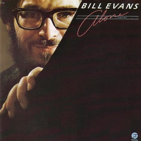 Bill Evans Alone(Again) Fantasy F-9542