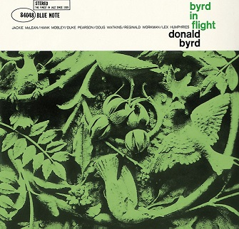 Donald Byrd Byrd In Flight Blue Note BST 84048