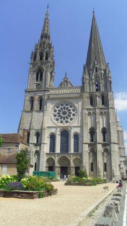 シャルトル大聖堂2