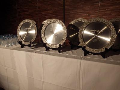 アイスランド2013表彰式 (2)