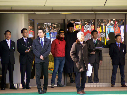 牧さんと吉田さん