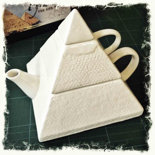 ピラミッド型ティーポッド2