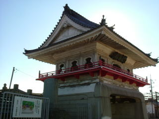 西大寺石門