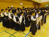 20131111 旭剣友会45周年記念大会