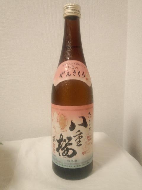 たまの八重桜 全景