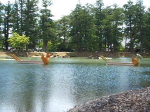 毛越寺あやめ祭り2013-06-22-063