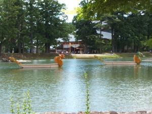毛越寺あやめ祭り2013-06-22-072