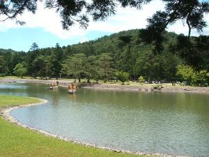 毛越寺あやめ祭り2013-06-22-081