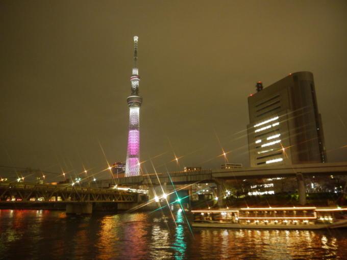 東京スカイツリー-桜07
