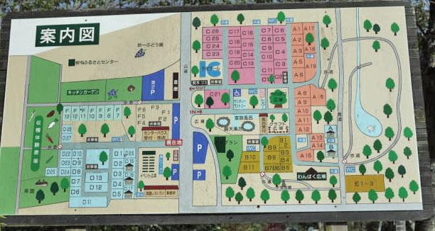 有野実苑-マップ02