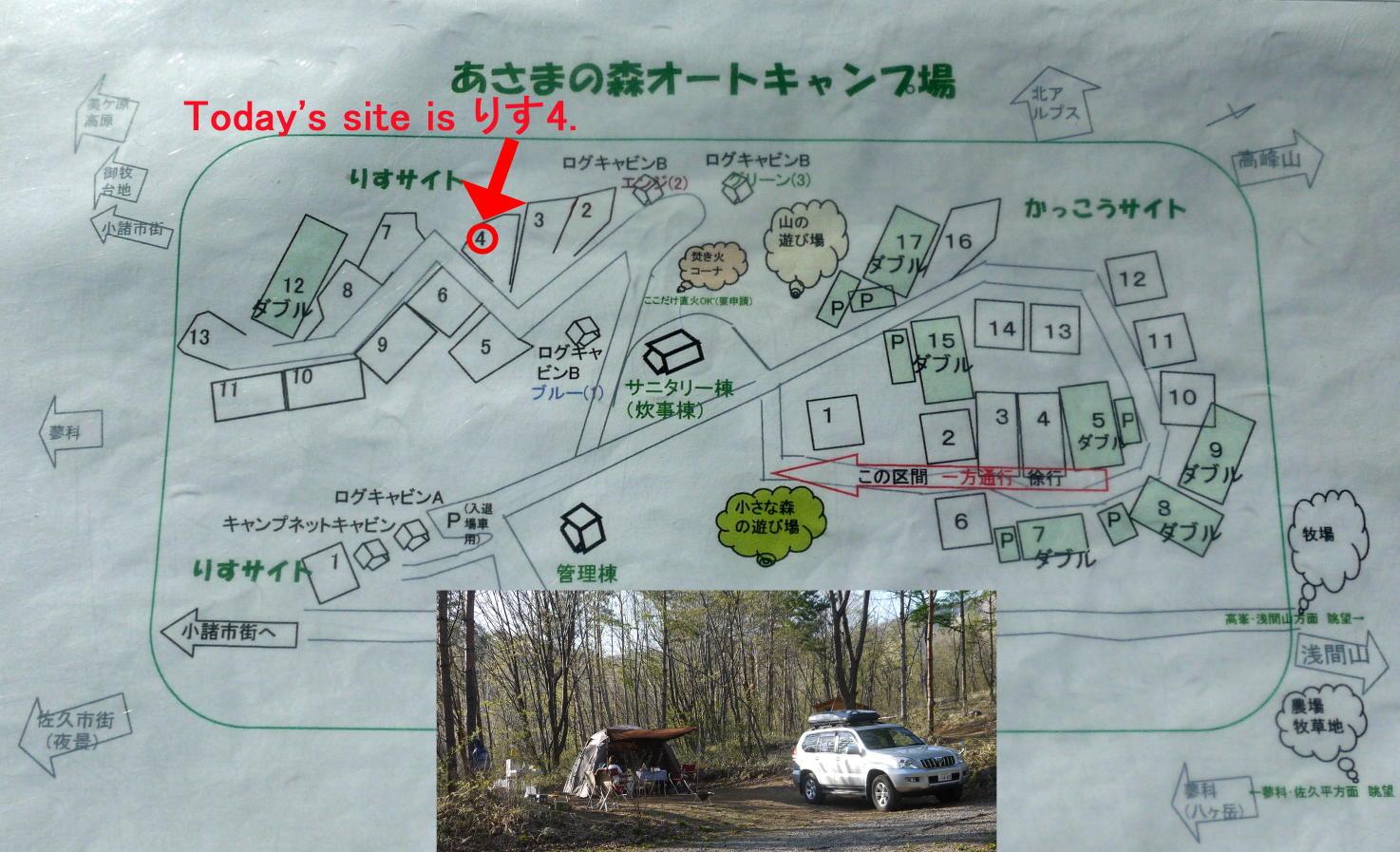 あさまの森201305-サイト