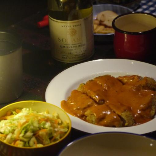 あさまの森20130513-夕食01