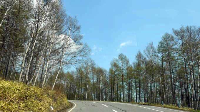 高峰温泉20130514-道中09