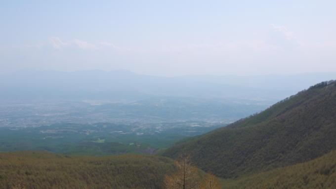 高峰温泉20130514-道中10
