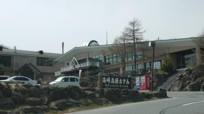 高峰温泉20130514-道中11