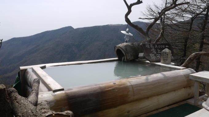 高峰温泉20130514-野天風呂09