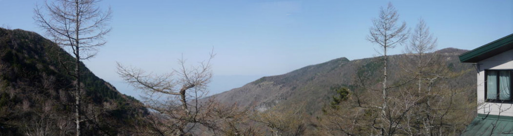 高峰温泉20130515-朝の風景
