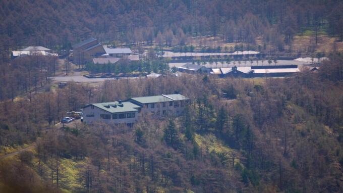 高峰温泉20130515-林道04