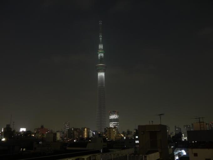 東京スカイツリー-防災