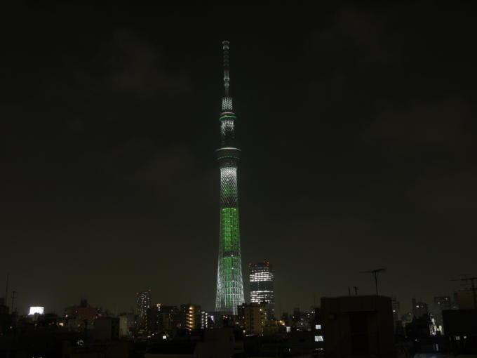 東京スカイツリー-ホワイト