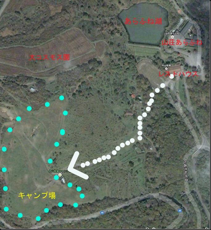 キャンプ場マップ01