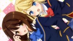 169_299093 bra cleavage iida_nana imuta_kei pantsu rail_wars! sasshou_mari