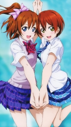 297127 hoshizora_rin kousaka_honoka love_live! murota_yuuhei seifukui_