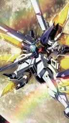 286479 gun gundam gundam_x mecha mutaguchi_hiroki wingsi_
