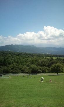 ~椎名町情報ブログ~-まきば公園-景色