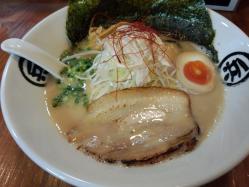 まる兵鶏豚W麺