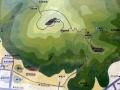 打吹城地図