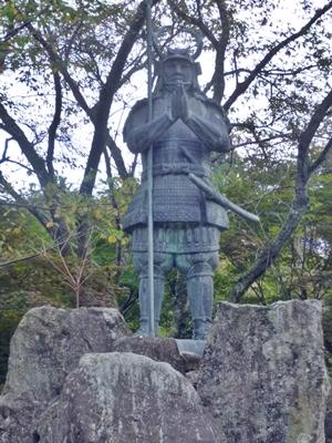 月山富田城04