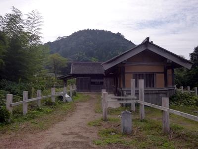 月山富田城06