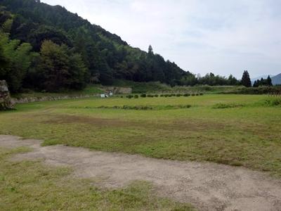 月山富田城10