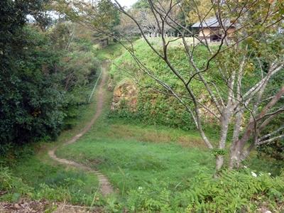 月山富田城18
