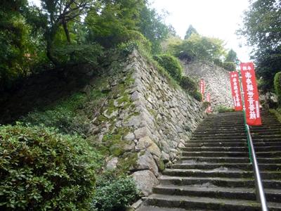 月山富田城22