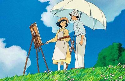 風立ちぬ傘