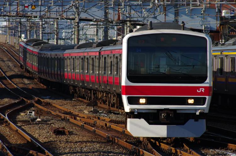 2014年10月17日 武蔵野線 ケヨ34 023