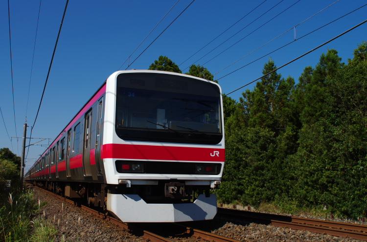 2014年10月17日 武蔵野線 ケヨ34 019