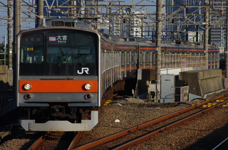 2014年10月17日 武蔵野線 ケヨ34 028