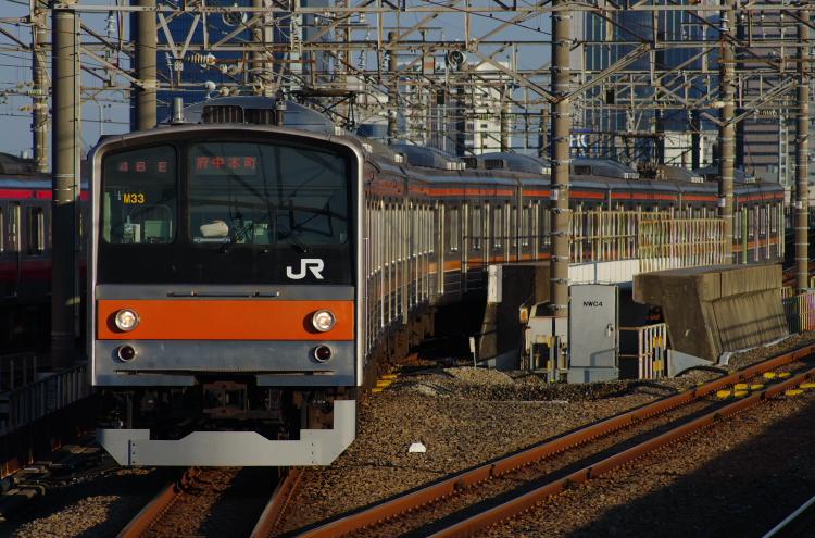 2014年10月17日 武蔵野線 ケヨ34 032