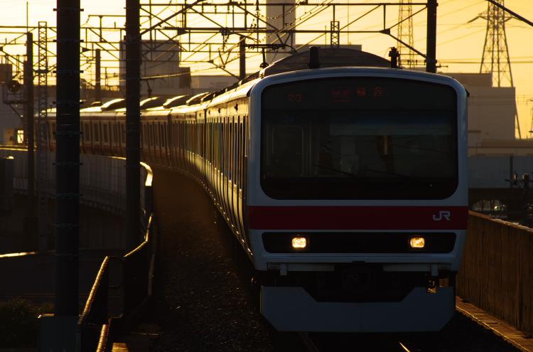 2014年10月17日 武蔵野線 ケヨ34 040