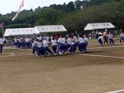 2013.9.14 鎌足小中運動会(中学校) 042