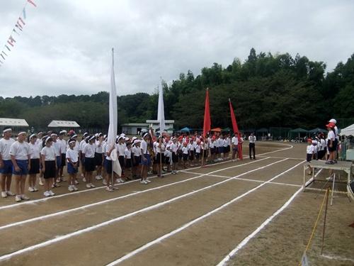 2013.9.14 鎌足小中運動会(中学校) 038