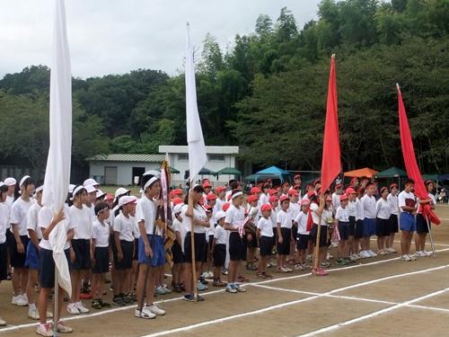 2013.9.14 鎌足小中運動会(中学校) 039