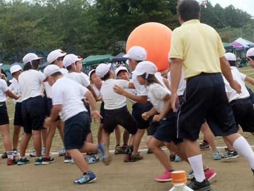 2013.9.14 鎌足小中運動会(中学校) 046