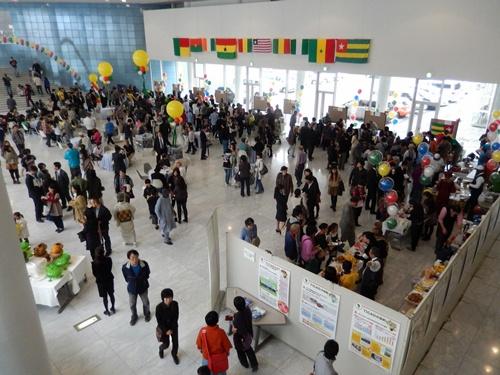 2013.11.4 西アフリカフェスティバル(かずさアカデミアホール) 015 (10)